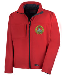 South Wales Borderers Softshell