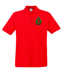 Royal Army Medical Corps Polo Shirt