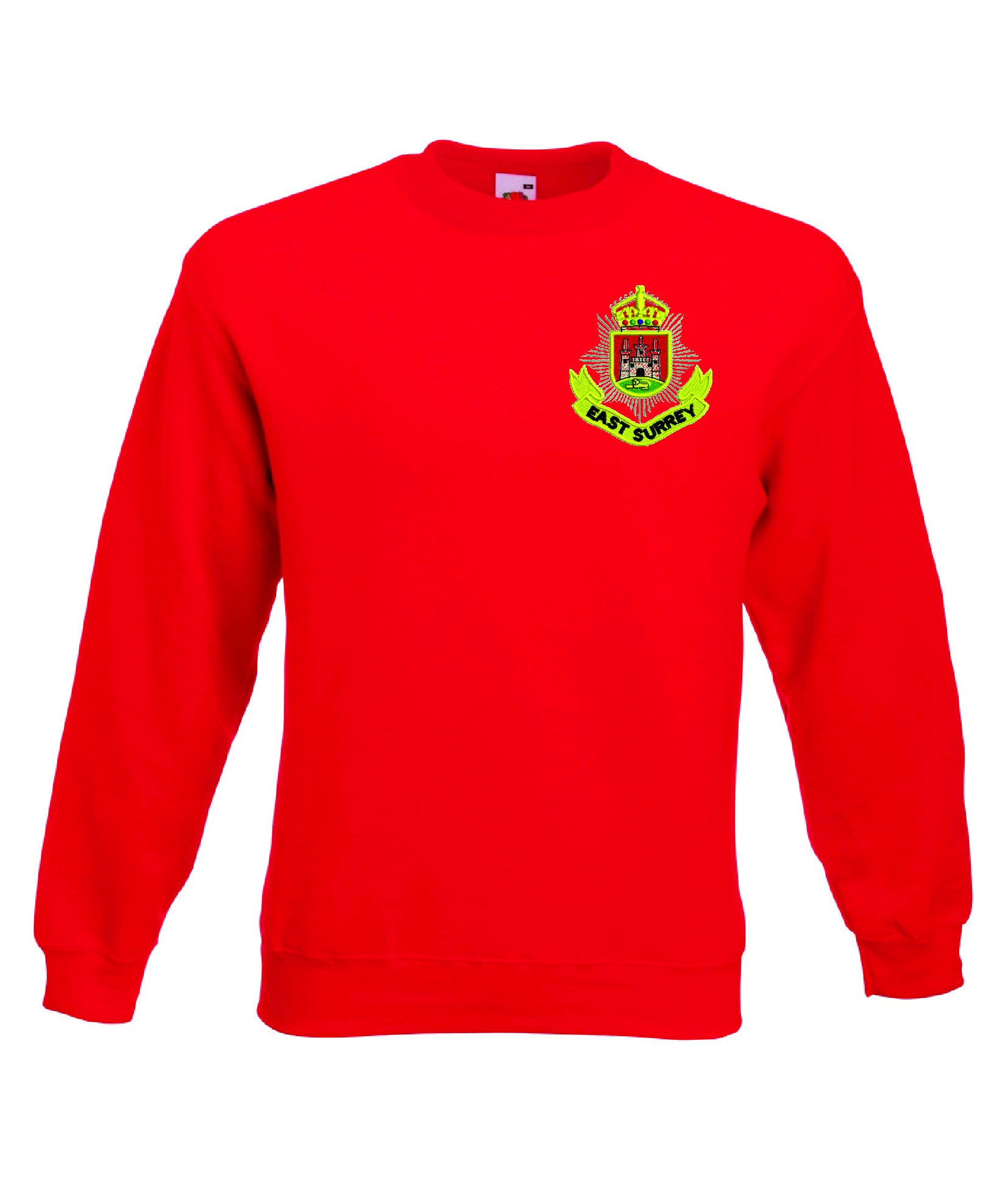 East Surrey Regiment Sweatshirt