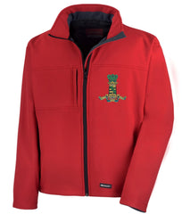 11th Hussars Softshell