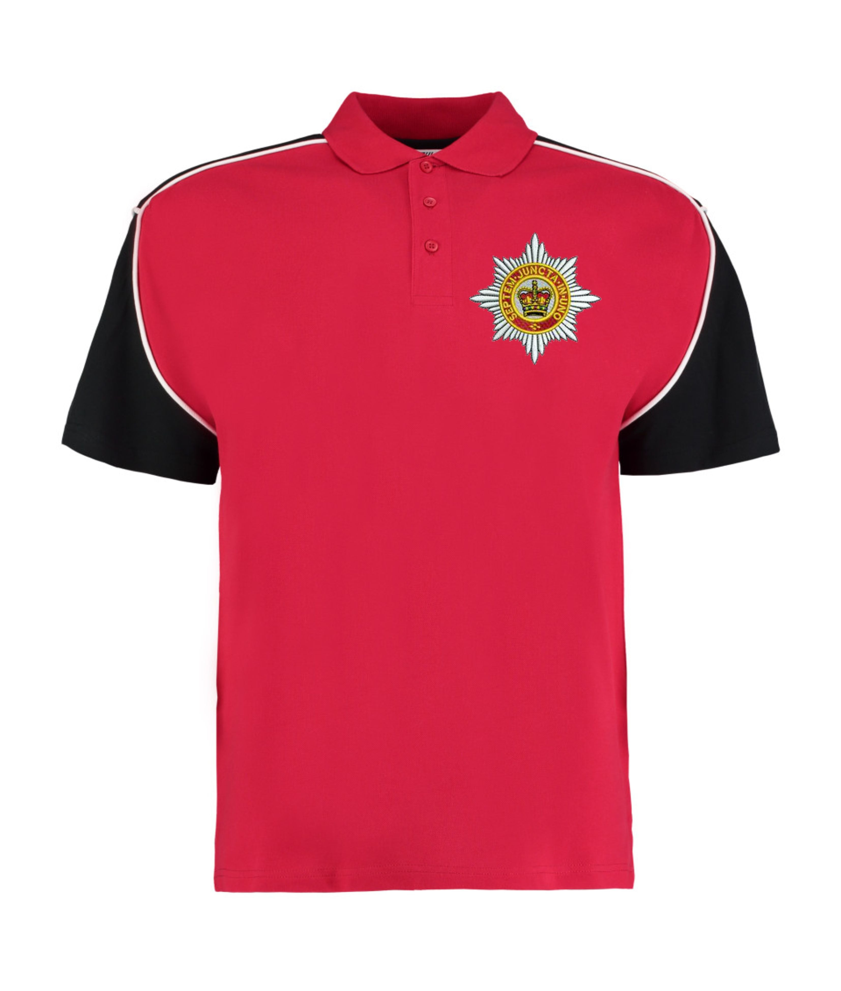 Household Division sport polo shirt