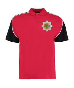 The Cheshire Regiment sport polo