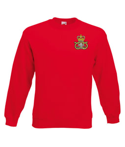 Staffordshire Regiment Sweatshirts