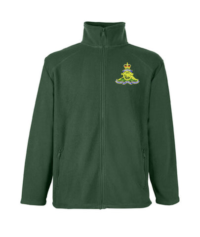 Royal Artillery Fleeces