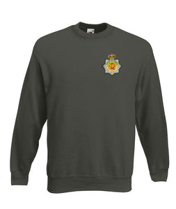 Royal Corps Of Transport Sweatshirts