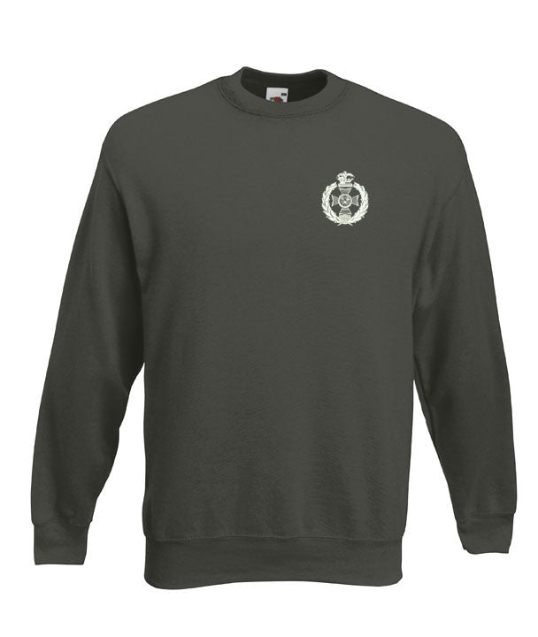 Royal Green Jacket Sweatshirts