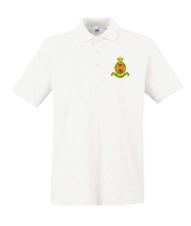 Royal Horse Artillery Polo shirts