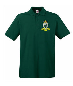 Royal Irish Rangers polo shirts