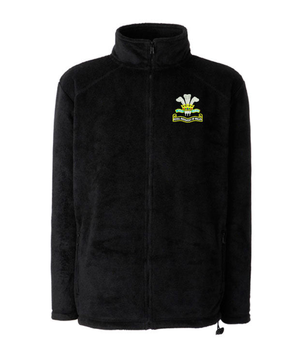 Royal Regiment Of Wales  Fleece