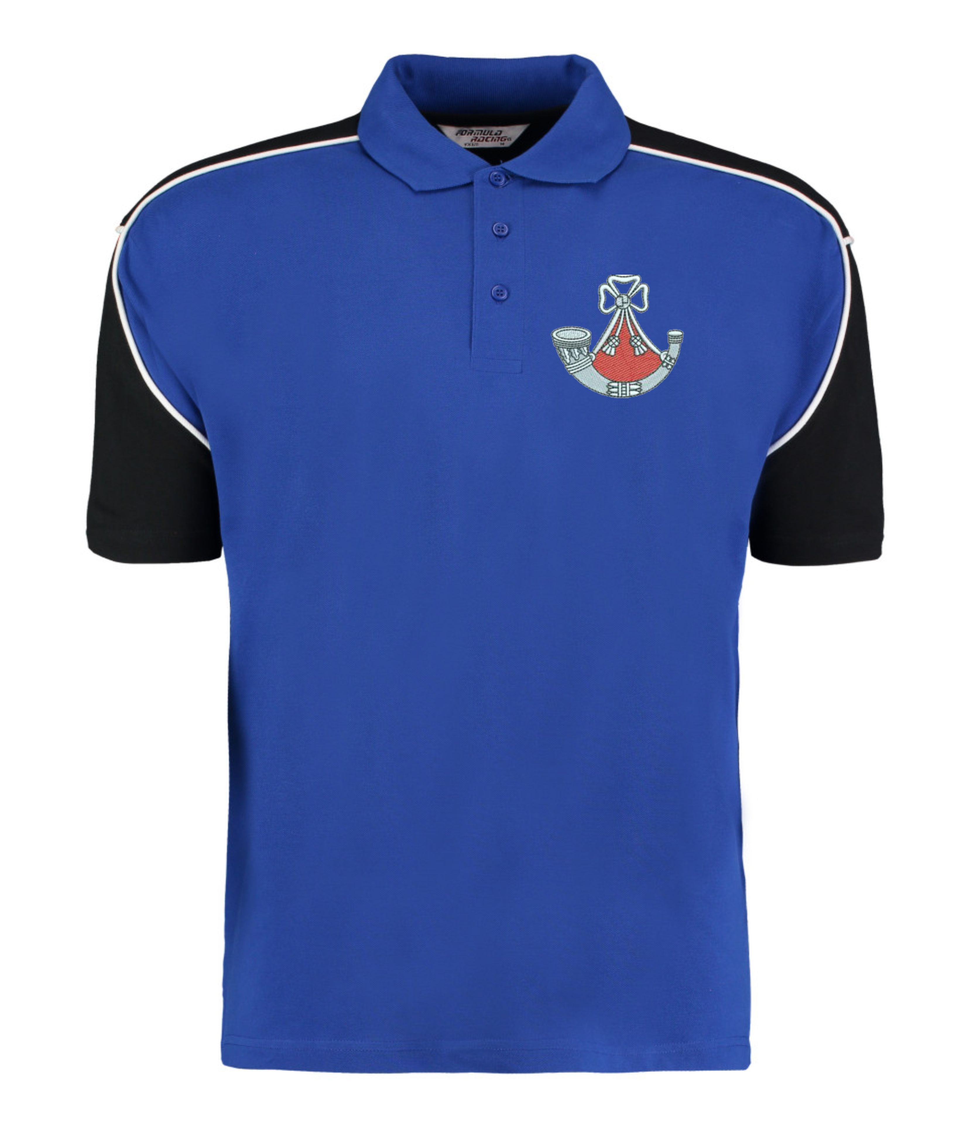 Light Infantry regiment sports polo shirt