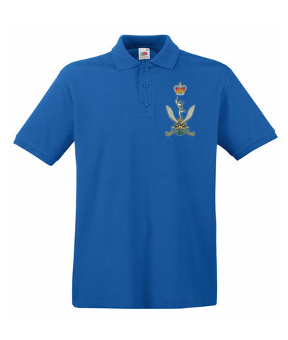 Queen's Gurkha Signals Polo Shirts