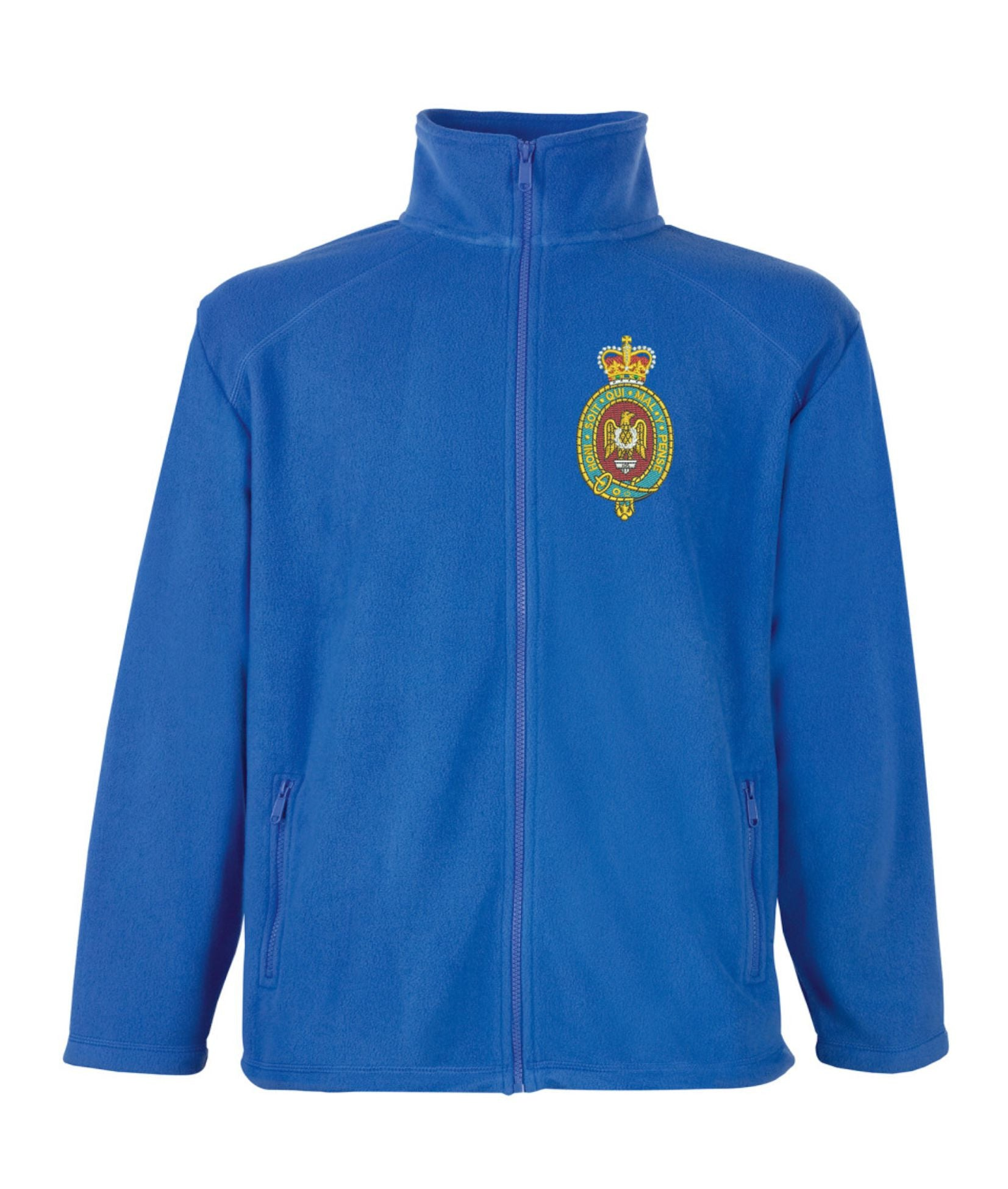 Blues and Royals Fleece