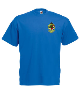 Princess of Wale's Royal Regiment T Shirts