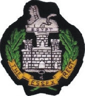 Essex Regiment Blazer Badge