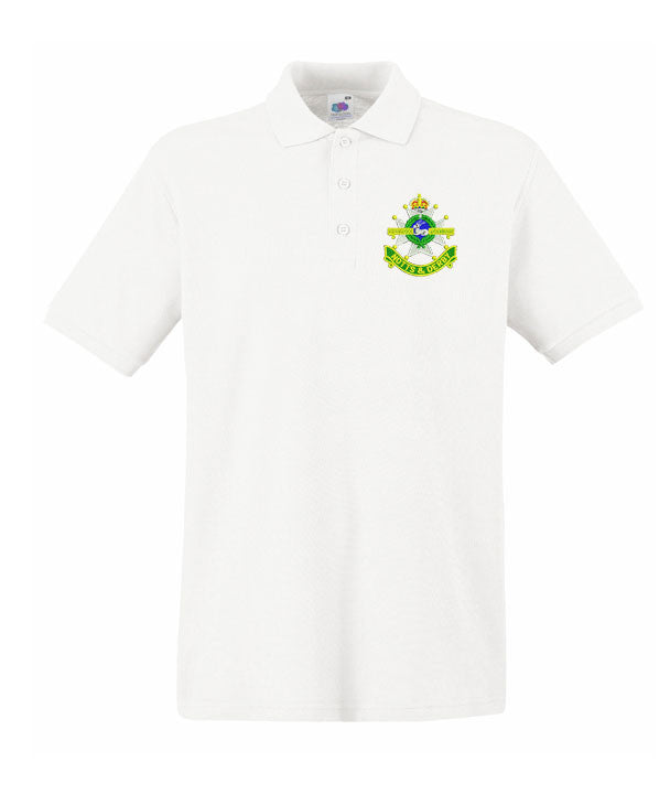 Sherwood foresters polo shirts