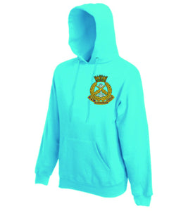 Royal Navy Gunnery Branch Hoodies