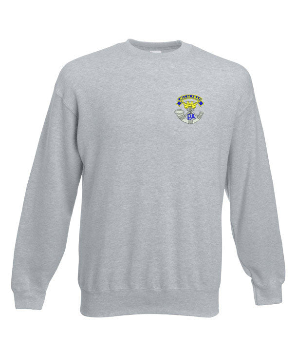 Somerset Regiment sweatshirts