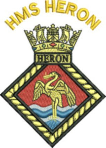 HMS Heron Fleece