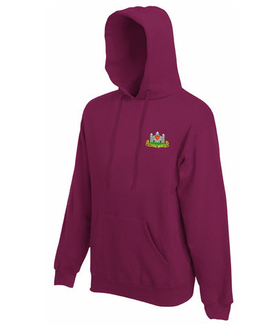 The Cambridgeshire Regiment Hoodie