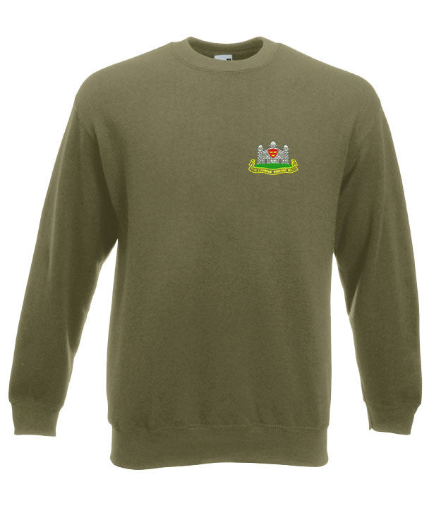 The Cambridgeshire Regiment Premium Sweater