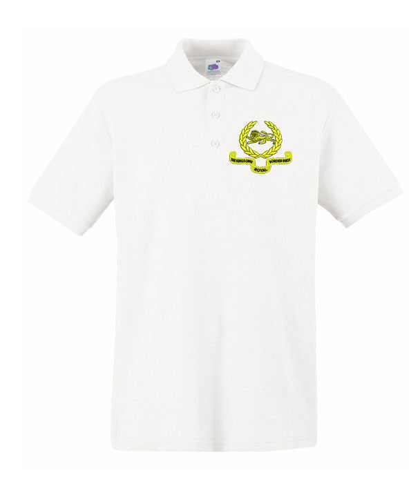 The Kings Own Royal Border Regiment Polo Shirt