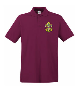 The Kings Regiment polo shirts