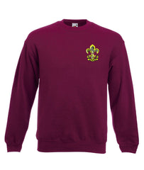 The Kings Regiment sweatshirts