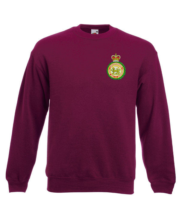 The Leicestershire Regiment Sweater