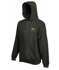 The Queens Own Hussars Hoodie