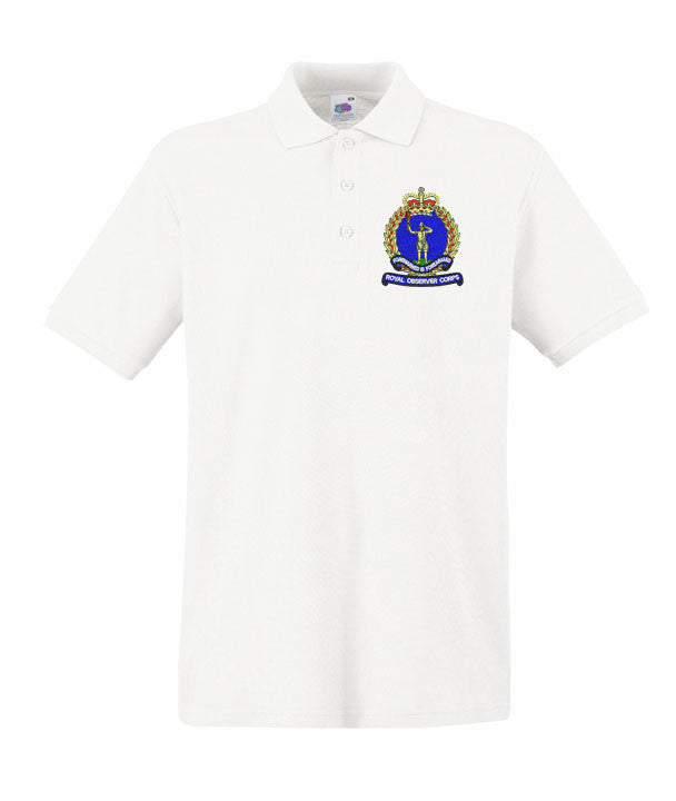 The Royal Observer Corps Polo Shirt