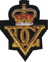 5th Royal Inniskilling Dragoon Guards Blazer Badges