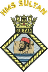 HMS Sultan Fleece