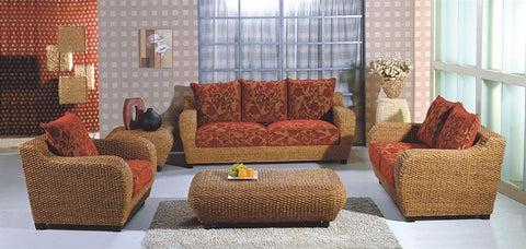 5 Piece Rattan Sofa Set R1004