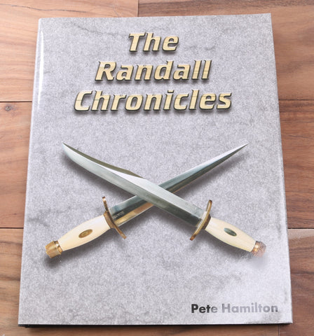 The Randall Chronicles by Pete Hamilton.