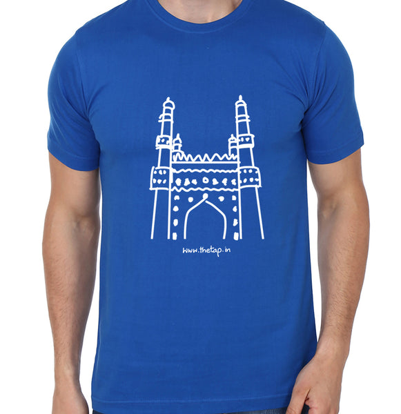 Charminar Lovin': Available in Black, Navy, Blue, Light Blue, Maroon, Purple, Olive Green, Red