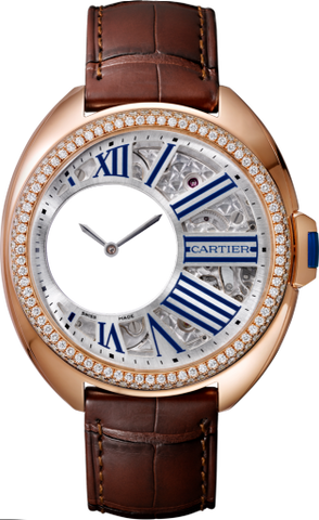 Cartier 'mystery watch'