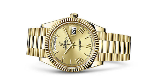Rolex Day-Date/ https://www.rolex.com/watches/day-date/m228238-0042.html