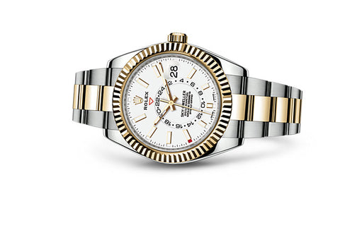 Rolex Sky-Dweller/ https://www.rolex.com/watches/sky-dweller/m326933-0009.html