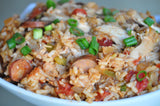 chicken and sausage jambalaya crock pot