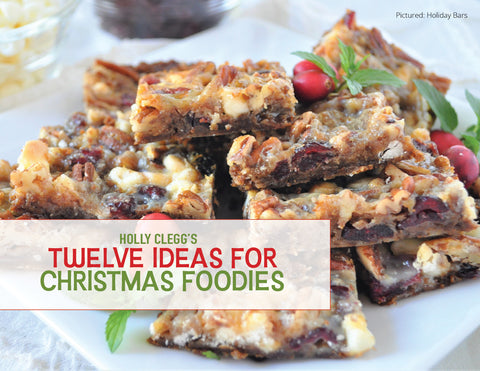 12 Ideas For Christmas Foodies Downloadable