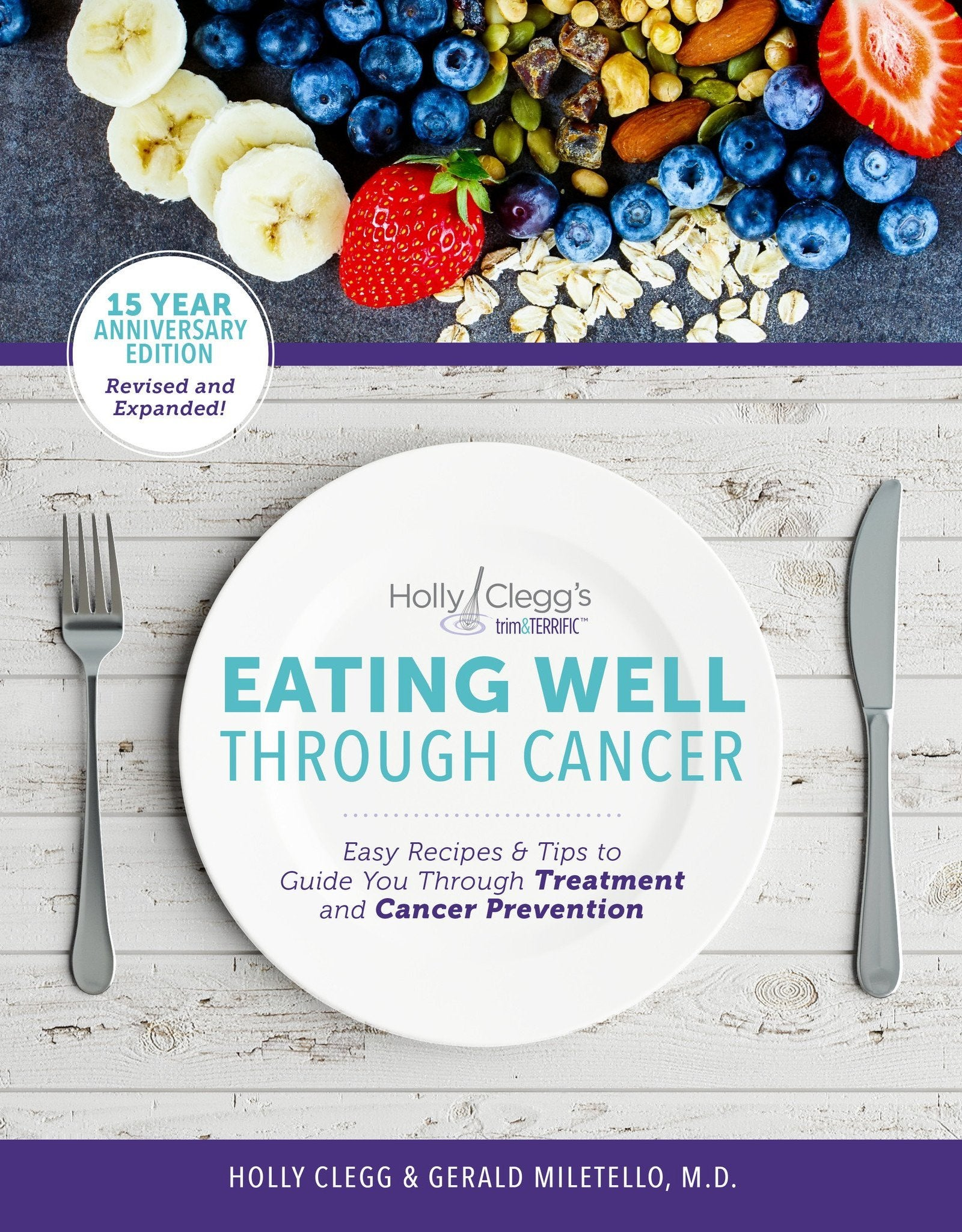 Eating well through cancer cookbook cancer cooking cancer eating well through cancer cookbook forumfinder Choice Image