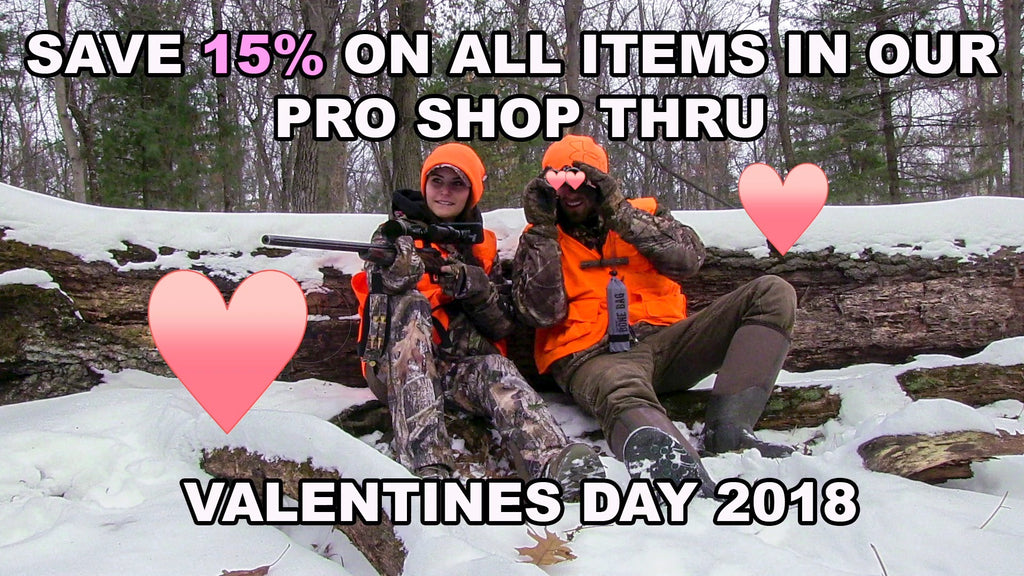 15% Off Valentines Special