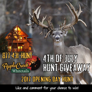 2017 4th of July 3-Day Hunt GIVEAWAY