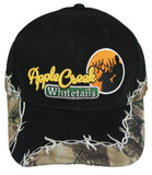 Black barbed wire cap