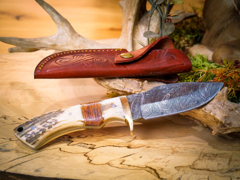 Damascus Game Skinner