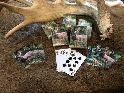 Playing Cards - Made By Hunters