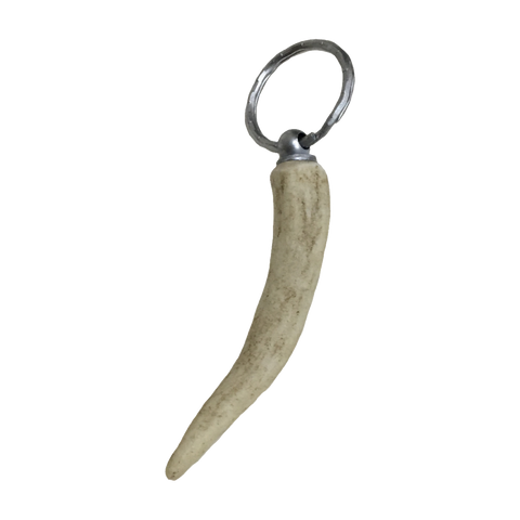 Antler Key Chain