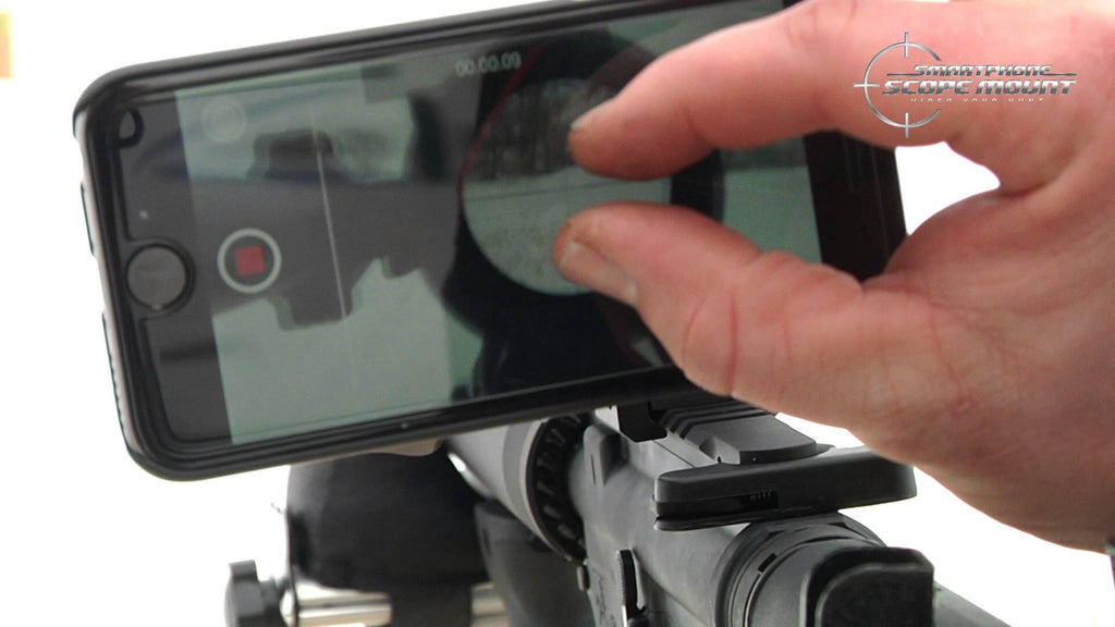 Mark I Smartphone Scope Mount