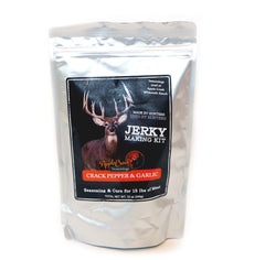 Crack Pepper & Garlic Jerky Kit