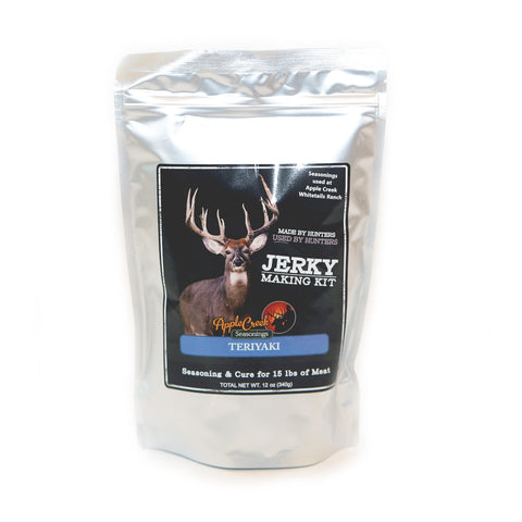 Teriyaki - Jerky Kit
